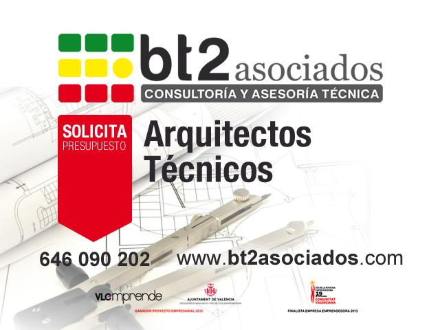 Arquitecto Técnico Valencia